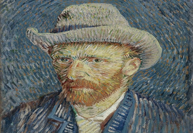 van gogh virtual tour